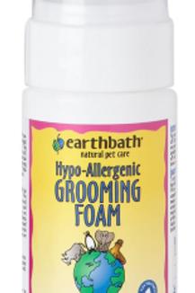 earthbath Grooming Foam 8 oz
