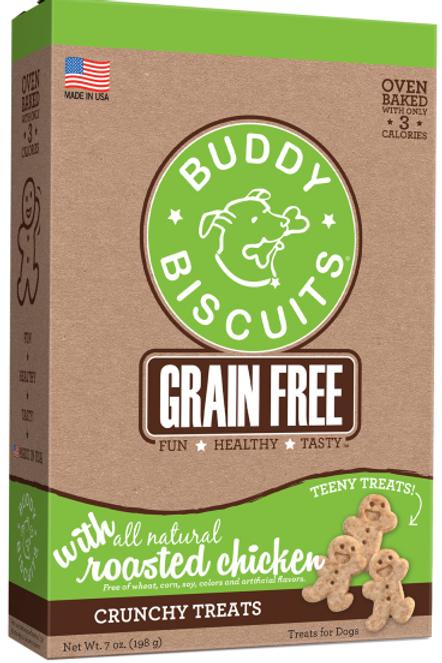 Buddy Biscuits Grain Free Crunchy Teeny Treats 7 oz