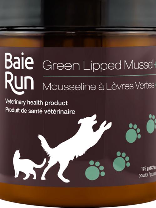 Baie Run Dog/Cat Green Lipped Mussel+ 175 g