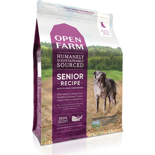 Open Farm Dog Senior 4.5 lb