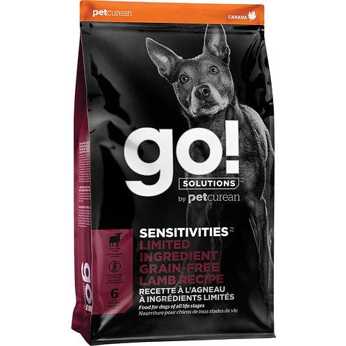 GO! Sensitivities LID GF Lamb