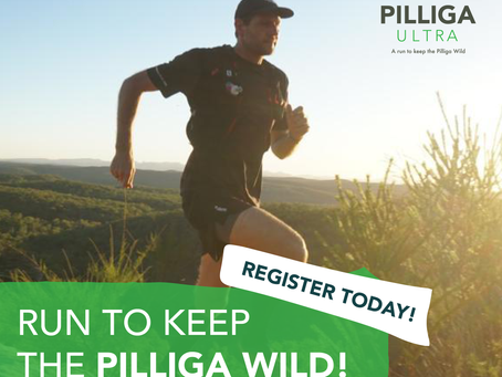 Why we're running the Pilliga Ultra and how you can get involved