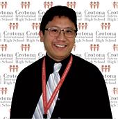 The Picture of Aristides Uy, Mathematics Teacher