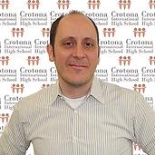 The Picture of Roger Ferrara, English Teacher