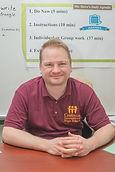 The Picture of Steven Leety-Wheeler, Science Teacher
