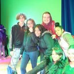 CrotonaIHS Students Visiting Bronxnet