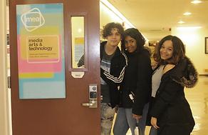CrotonaIHS Students Visiting Hostos College