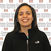 The Picture of Milagros Figueroa, Physical Education Teacher