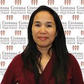 The Picture of Trifonia Recio, Mathematics Teacher