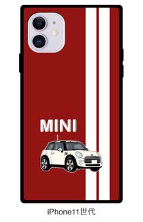 MINI, ミニクーパー, アイフォン, アイフォンカバー, カバー, iPhone, スマホ, ケース, かわいい, おしゃれ, ユニオンジャック,