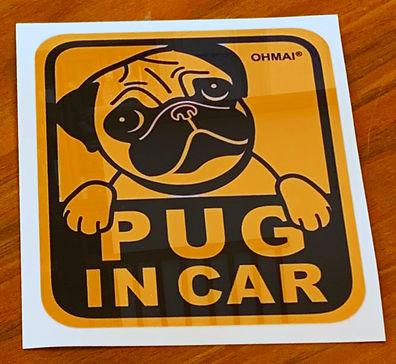 pug, パグ, ぱぐ, pugs, ステッカー, goods, グッズ, アイテム, 犬, dog, かわいい, 商品, パグ犬, パググッズ, 通販, パググッズ,