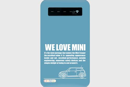 MINI モバイルバッテリー