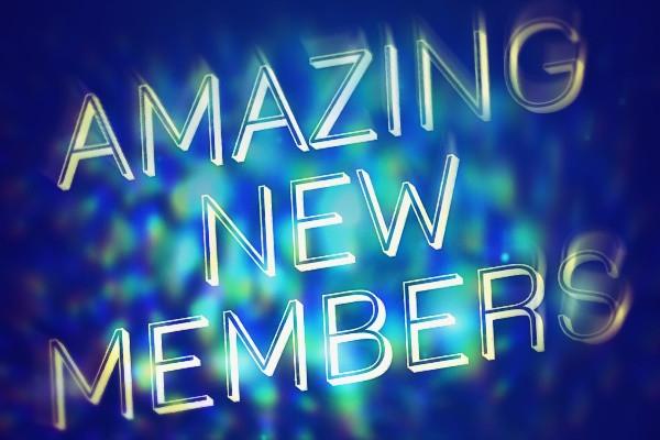 4 Amazing New Members