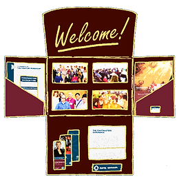 We provide our members and guests various resources so that they can succeed in Toastmasters.