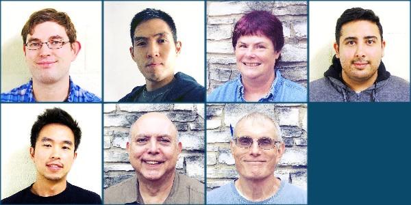 In fall 2017, our club officers are David Bell (President), Isaac Lee (VP Education), Milli Litton (VP Membership), Fahad Memon (VP Public Relations), Newton Liu (Secretary), Raymond Borrego (Treasurer), and Mike Keenan (Sergeant at Arms).