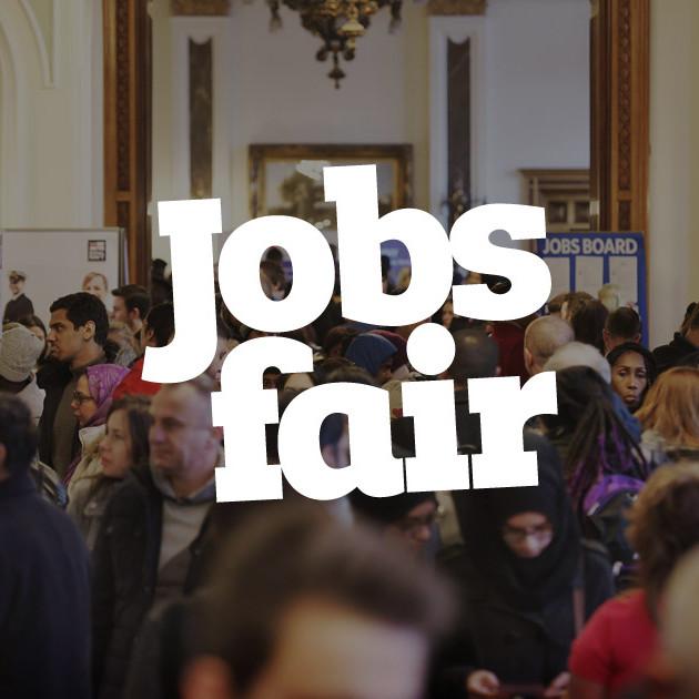 Job Fair at Bradford City