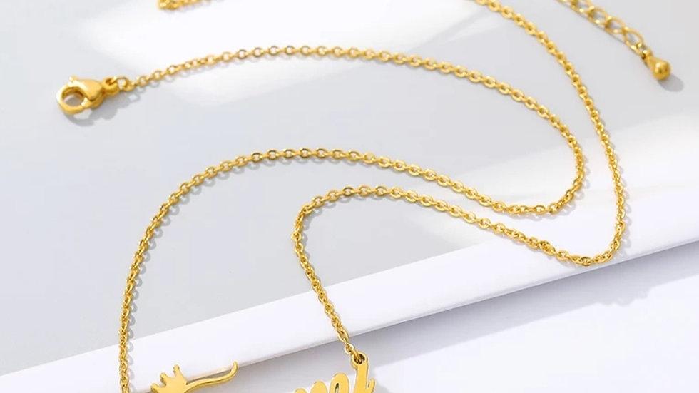 Queenish Custom Necklace