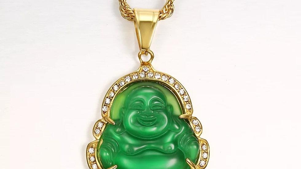 Buddha Charm Pendant