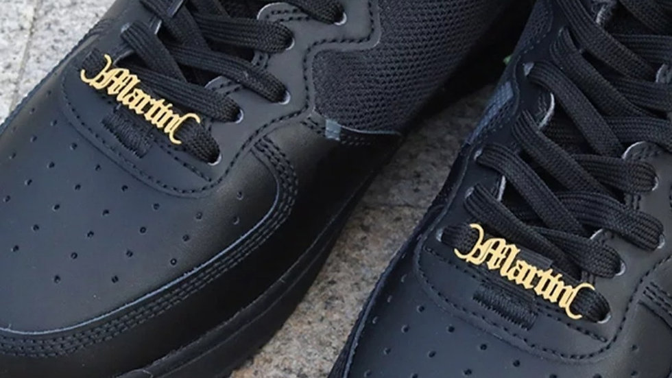 Custom Sneaker Tags