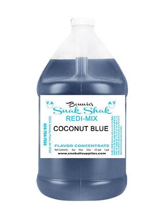 Coconut Blue