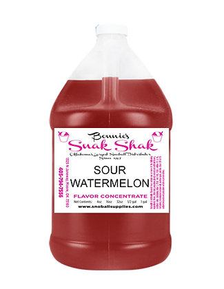Sour Watermelon