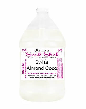 Swiss Almond Coco