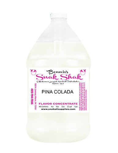 Pina Colada Clear
