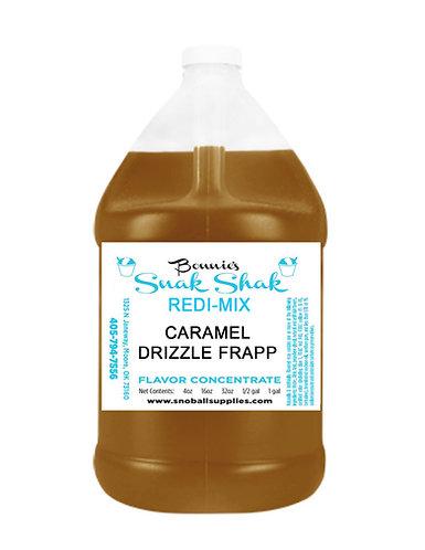 Caramel Drizzle Frapp
