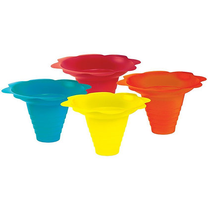 8 oz. Flower Cups (50 Ct)