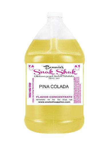 Pina Colada Yellow