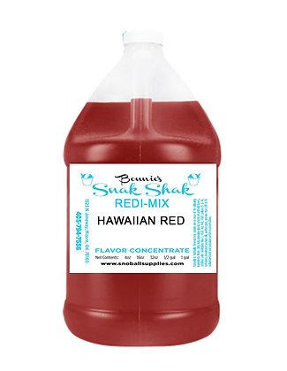Hawaiian Red