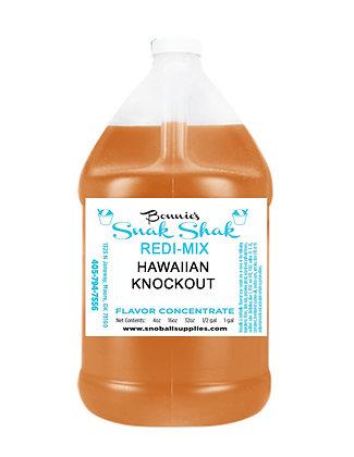 Hawaiian Knockout
