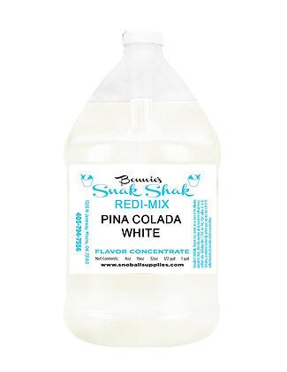 Pina Colada White