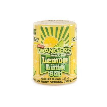 Twang Twangerz Flavored Salt Snack Topping - Lemon Lime (1)