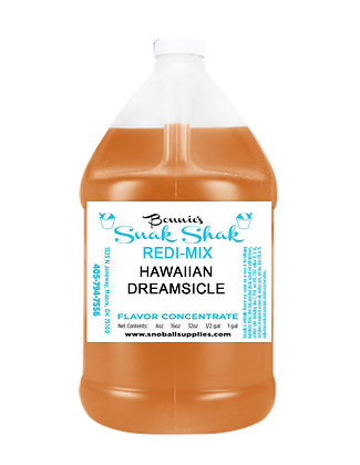 Hawaiian Dreamsicle