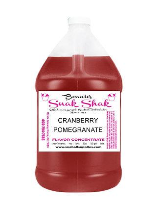 Cranberry Pomegranate
