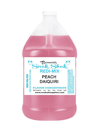 Peach Daquiri