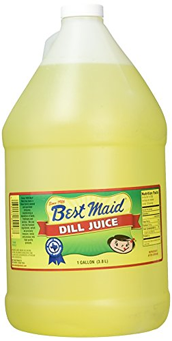 """Best Maid """"Dill Juice"""" (Case of 4)"""