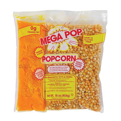 Mega Pop® 12 oz. Kettle Kit