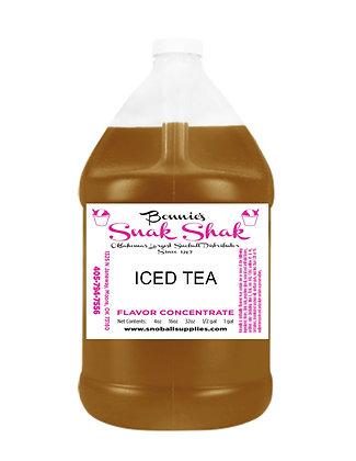 Iced Tea w/ Lemon