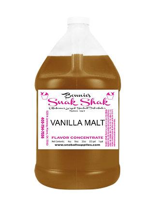 Vanilla Malt
