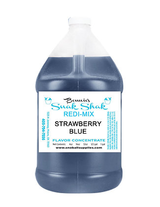 Strawberry Blue