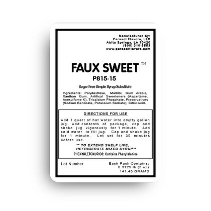 Faux Sweet