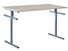 стол под лавку для школьной столовой