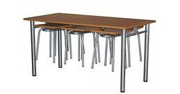 стол для школьной столвой