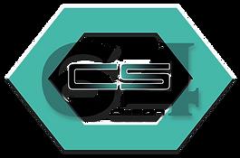 logo van cs64 organisatie in design reclame en drukwerk