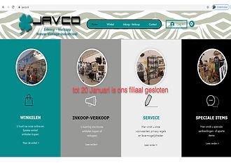 voorbeeld homepage Javco.jpg