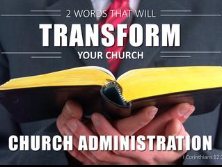The Church Administrator