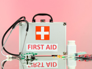 First Things First - First Aid