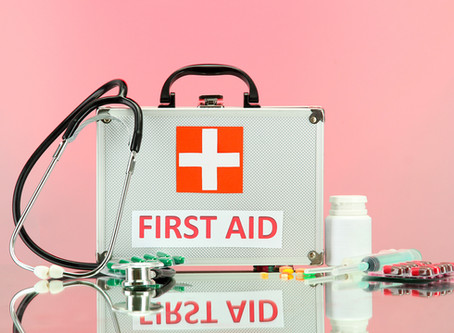 Volunteers - First Aid Course date